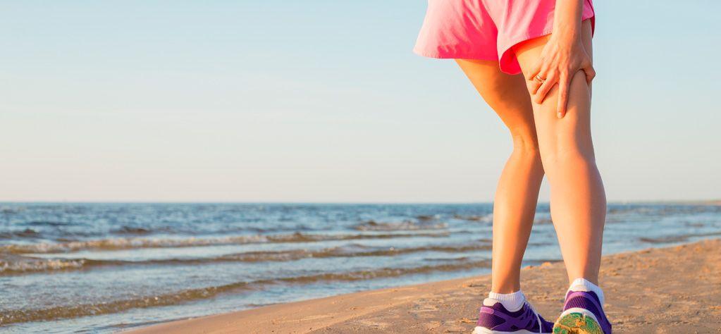 ¿Con qué alimentos evitamos los calambres de las piernas?