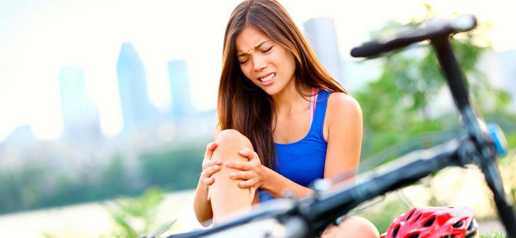 ¿Por qué duelen las rodillas del ciclista?