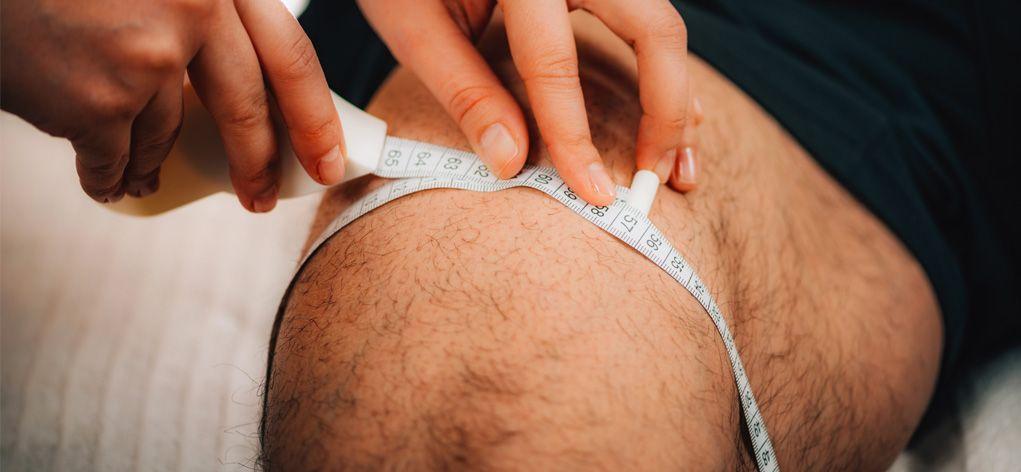 Pérdida masa muscular en la pierna