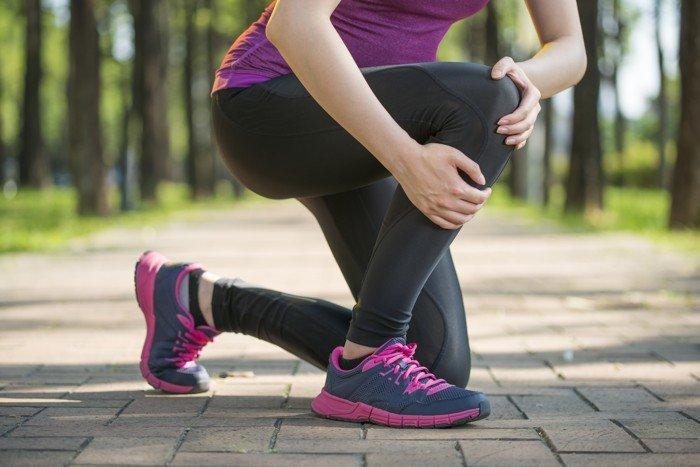 Dolor de rodilla y deporte
