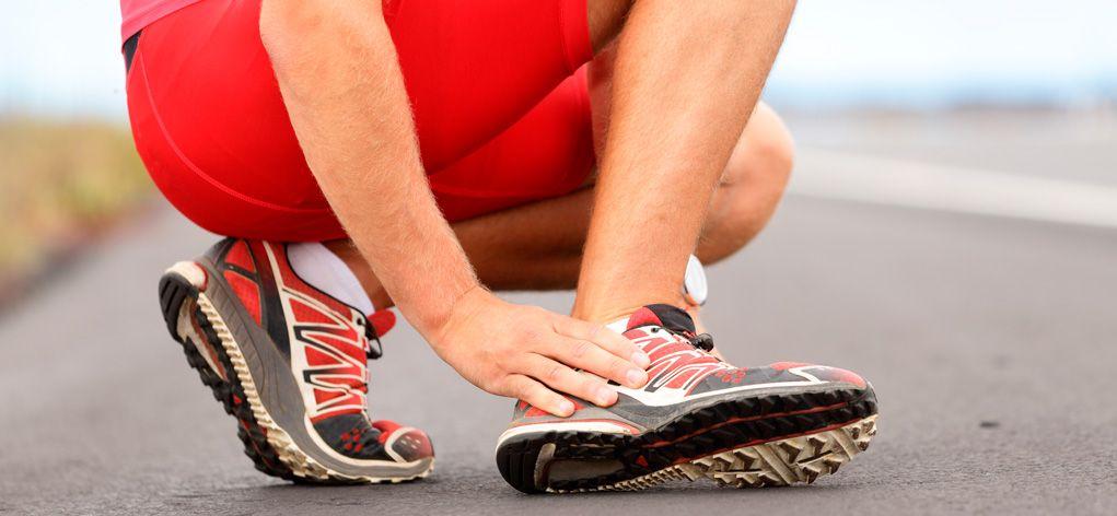 ¿Cómo hacer frente a una fractura de tobillo?